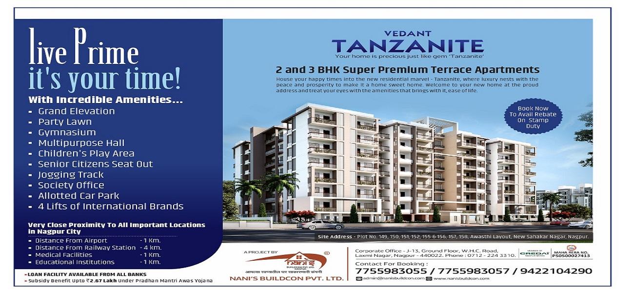 Nani's buildcon pvt ltd